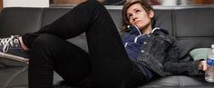 this is a really great, thought-provoking essay: Comedian Cameron Esposito on Catholicism, sex education and the downfalls of tradition Cameron Esposito, Interesting Information, Read Later, Pope Francis, Funny Faces, Funny People, Deep Thoughts, Thought Provoking, Comedians