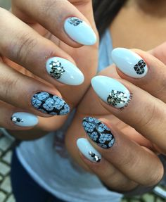 Nails Staming Nail Art