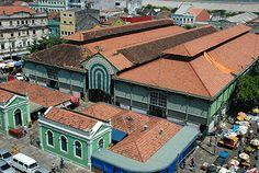 Mercado de São José, Recife, Pernambuco, Brasil