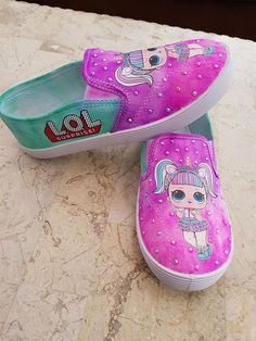 Barbie Birthday, Birthday Cake Girls, 7th Birthday Party Ideas, Painted Canvas Shoes, Baby Converse, Tauriel, Doll Party, Bday Girl, Lol Dolls