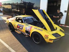 After 7 months of travel, tuning, and racing, Chris Smith knows the 48-Hour Corvette like the back of his hand and is prepared to get every last bit of performance out of the car for the OUSCI