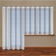 Voál metrážový Chale Curtains, Home Decor, Blinds, Decoration Home, Room Decor, Draping, Home Interior Design, Picture Window Treatments, Home Decoration