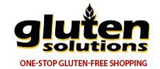 Glutensolutions.com, Find the best tasting gluten free foods online!