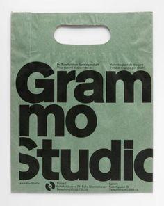 Grammo Studio-Verpackung 1959