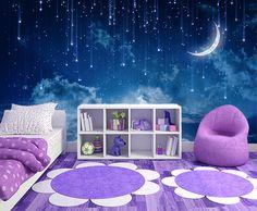 Moonlight Sparkle wall mural