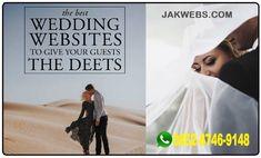 JASA PEMBUATAN WEBSITE WEDDING     Jasa pembuatan website wedding    Jasa pembuatan website wedding WA: 0852-8746-9148 ( web wedding desig...