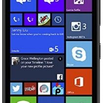 Nokia Lumia 730 (Dual SIM, Grey)