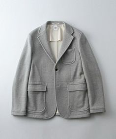 UNITED ARROWSの<SCYE BASICS(サイベーシックス)>LOOPWHEELER JKTです。こちらの商品はUNITED ARROWS LTD. ONLINE STOREにて通販購入可能です。