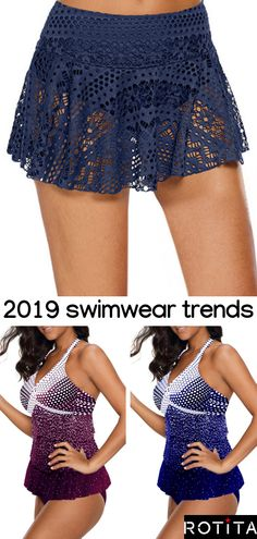 Look hotter this summer in this on trend swimwear.If you're searching for cute spring break bathing suits, we are the one of best websites to get tankini and swimwear pantskirt,looking swimwear so that you can be the beach babe you deserve to be.Enjoy the The Beach, Beach Babe, Spring Break, Bikini Crochet, Plus Size Kleidung, Bathing Suit Top, Trendy Clothes For Women, Swimsuits, Closets