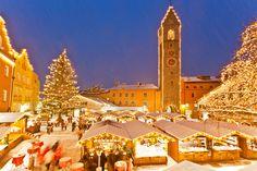 Mercatino di Natale di Vipiteno - Foto gentilmente fornita dall'Associazione Turistica di Vipiteno (Klaus Peterlin/allesfoto.com)