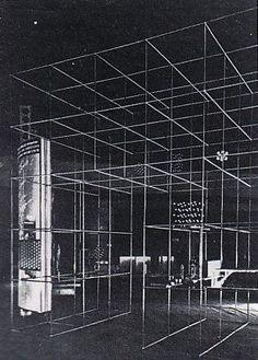 Walter Gropius, Joost Schmidt | Exhibition of Non-ferrous Metals | 1934:
