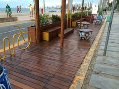 Parklets (Vagas Vivas) | Clique Arquitetura