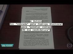 MULHER CONCORREU A VEREADORA DE SP SEM SABER, MP INVESTIGA CONTA DE CAMP...