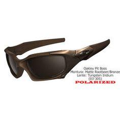 f1e8e7c0f71bf Oculos Oakley Pit Boss Replica