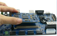 Xilinx zynq-7000 MYB-C7Z010/15/20 base board and MYC-C7Z010/15/20 CPU module.With two 0.8mm pitch 140-pin Board-to-Board connectors.