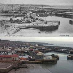 1890-2012 the harbour Hungary, Old And New