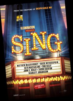 Movie Sing (2016) pirate bay VHSRip Downloads torrent butler HDTVRip
