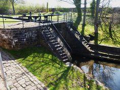 Ashton Canal lock 6 nr Bridge 8