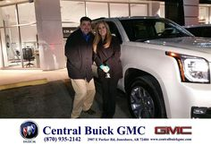 https://flic.kr/p/EpopCB | Happy Anniversary to Laigh Anne on your #GMC #Yukon from Hutch Hutchinson at Central Buick GMC! | deliverymaxx.com/DealerReviews.aspx?DealerCode=GHWO