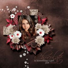 """Choco Addict"""" by Pat's Scrap, - 43 % sur la collection, - 20 % sur le kit, 1 Free QP for a few days http://digital-crea.fr/shop/index.php?main_page=product_info&cPath=155_489&products_id=25601,http://www.digiscrapbooking.ch/shop/index.php"""