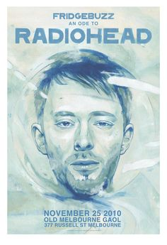An ode to Radiohead by Fridgebuzz Buy Now...it's just a click away!