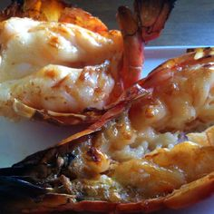 Grilled tiger prawns Shrimp Dishes, Shrimp Recipes, Green Goddess Dressing, Wine Sauce, Sea Food, Prawn, Air Fryer Recipes, Grilling, Gourmet