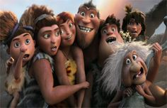 We're giving away a family four-pack of tickets to see The Croods! Click through to enter. Contest closes March 22.