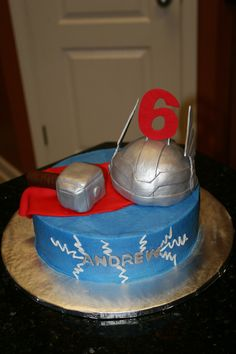 Thor+cake