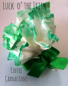 St Patrick's Day Flowers - Rose Hill Designs
