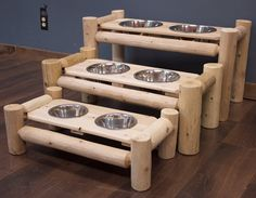 dog bowl stand lakeland large log dog bowl stand jhes log furniture place big dog furniture