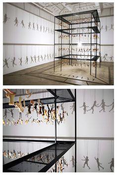 art . installation por Bohyun Yoon