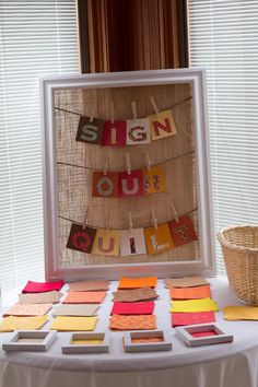 16 Creative Alternatives To The Boring Old Wedding Guest Book | The Huffington Post