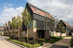 Abode, Great Kneighton, Cambridge, 2014 - Proctor and Matthews Architects