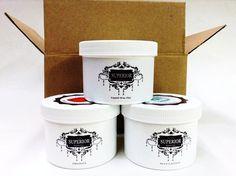 Superior Paint Co. Sample Chalk Paint Kit by SuperiorPaintCo
