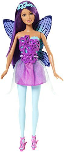 Looking for the perfect Barbie Fairytale Fairy Teresa Doll Purple Hair? Please click and view this most popular Barbie Fairytale Fairy Teresa Doll Purple Hair. Barbie Fairy, Fairy Dolls, Mattel Barbie, Butterfly Cutout, Fairy Shoes, Poppy Parker, Barbie World, Purple Hair, Simple Dresses