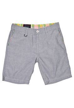 """Lil Wayne - """"I'm a made bitch, I should dust something"""". I have no clue what that means but these are Mishka Dusted Chambray Shorts $82"""