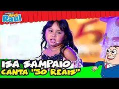 """ISA SAMPAIO CANTA """"50 REAIS"""" NO PROGRAMA RAUL GIL - YouTube Raul Gil, Youtube, Pickup Lines, Youtubers, Youtube Movies"""