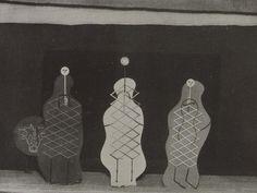 Étienne de Beaumont presents Erik Satie's ballet Mercure, with costumes and sets by Picasso, 1924