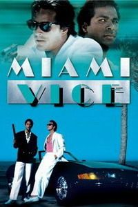 Miami Vice I would always cover my dads eyes when the Woman walked on the beach in there bikinis. Lol This is another show I recently found on DirecTV again!