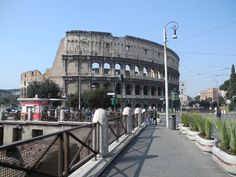 The Colosseum #Rome, Italy