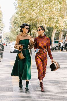 Street Style / D& 5 Foto: & Diego Anciano / Fashion Weeks, Moda Preppy, Trendy Outfits, Fashion Outfits, Fashion Trends, Style Fashion, Fashion Lookbook, Fashion Tips, Winter Mode