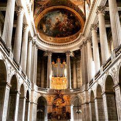 https://flic.kr/p/qSK4QD | Palace of Versailles ...   #upsticksandgo #versailles #palaceofversailles #paris #tourist #travel #opulence #travelphotos #travellingtheworld #michfrost