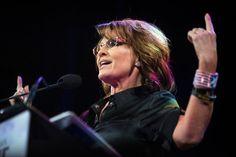Sarah Palin Endorses Donald Trump, Rallying Conservatives - NYTimes.com