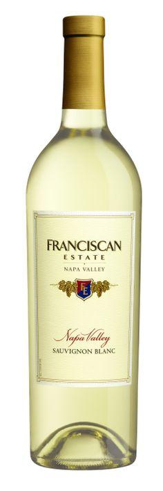 Fransiscan Sauv Blanc... Yum!