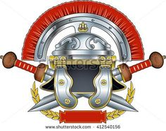 Find Roman Centurion Helmet Crossed Swords stock images in HD and millions of other royalty-free stock photos, illustrations and vectors in the Shutterstock collection. Centurion Helmet, Runner Tattoo, Roman Helmet, Helmet Tattoo, Roman Centurion, Veni Vidi Vici, Set You Free, Roman Empire, Sword