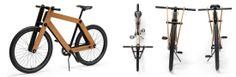 Sandwichbike: la bici in 50 pezzi in scatola, da assemblare