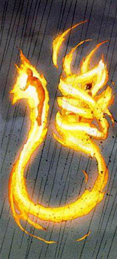 The Human Torch (Johnny Storm) vs Namor