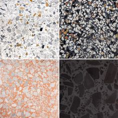 We're super excited about our latest Italian terrazzo ❤️❤️ See all colours on our website Terrazzo Tile, Cement Tiles, Interior Decorating Styles, Moroccan Design, Tiles Texture, Super Excited, Old World, All The Colors, Safari