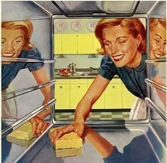 Specializing in Vintage Magazine Ads. originals, no reproductions. From the to the Autos, Boats, planes and many other collectible retro memorabilia Oven Cleaning, Cleaning Hacks, Vintage Advertisements, Vintage Ads, Vintage Housewife, Retro Images, Domestic Goddess, Old Ads, The Good Old Days