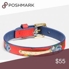 NWT Coach Bracelet Super cute summery bracelet from Coach! Coach Jewelry Bracelets